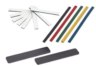 挤出条可切成各种长度的磁条